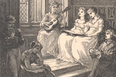Colonial American music